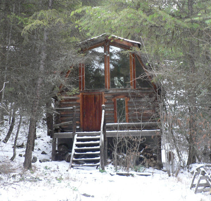 Whitefish, Montana Private Historic Cabin Remodel rustic