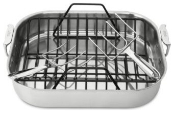 Traditional Roasting Pans And Racks by Sur La Table