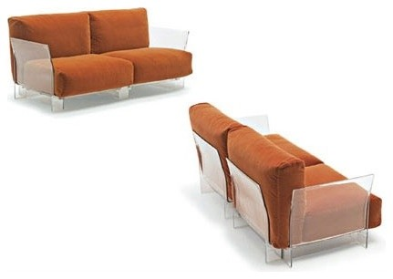 Pop Lounge Seating Collection modern-love-seats