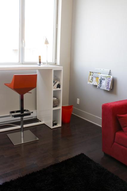 Chambre contemporary
