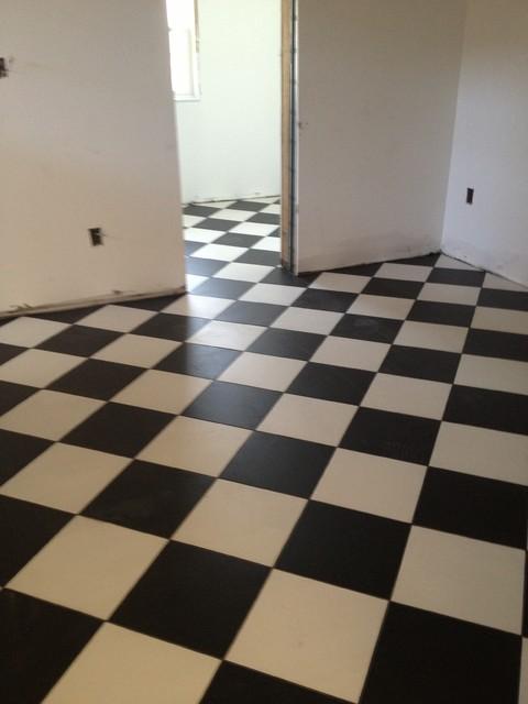 Mod Hatter, Beach Haven, NJ floor-tiles