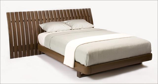 Conde House - Rikyu Bed modern-beds