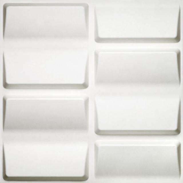 Self Adhesive Bathroom Ceiling Tiles: Donny Osmond Home Blocks 3D Self Adhesive Wall Tiles