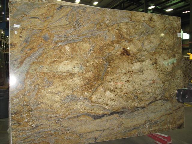 Yellow River Granite -kitchen-countertops