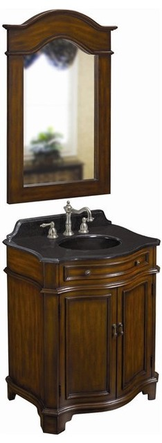 Belle Foret Model BF80054R Single Basin Vanity  bathroom vanities and sink consoles
