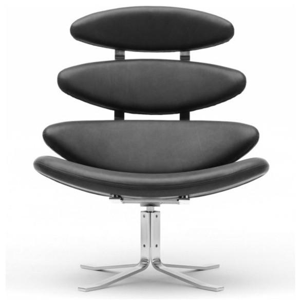 EJ5 Corona Chair | Danish Design Store midcentury-living-room-chairs