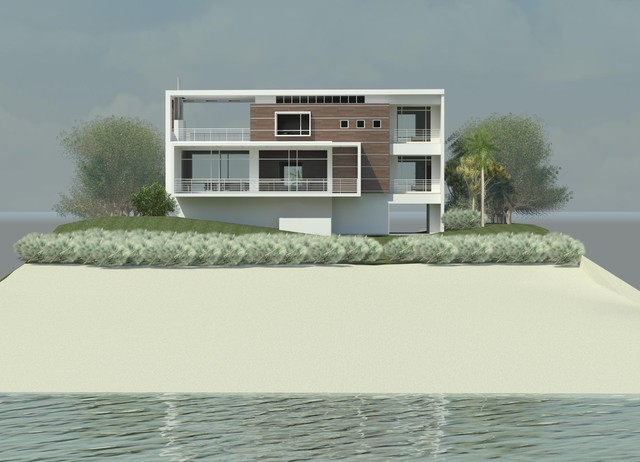 Villano Modern contemporary rendering