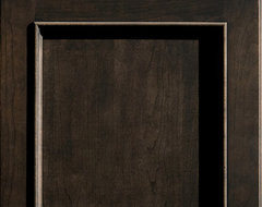 Dura Supreme Cabinetry Chapel Hill Panel Cabinet Door Style traditional-kitchen-cabinets