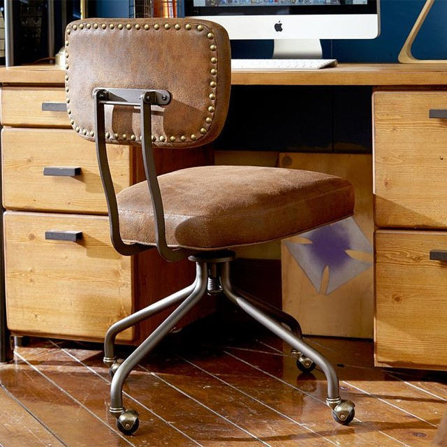 Architect's Task Chair - Industrial - Office Chairs - by ...
