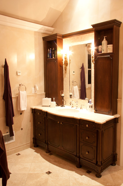 Bathroom Vanity traditional-bathroom