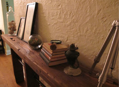 Reclaimed Wood and Pipe Table DIY   Handmadeology