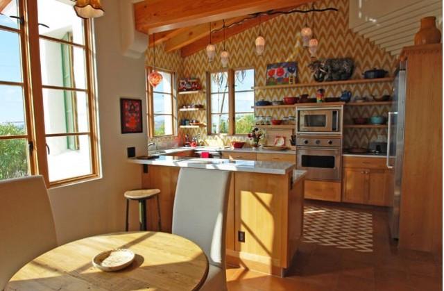 Spanish Detail Kitchen