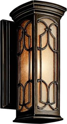 Franceasi Outdoor Wall Sconce traditional-outdoor-lighting