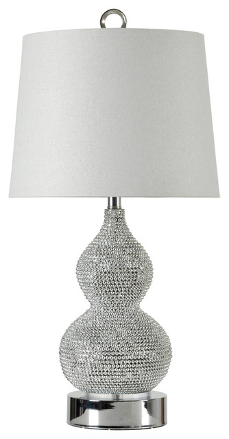 Stylecraft L34033ds Bling Table Lamp Transitional