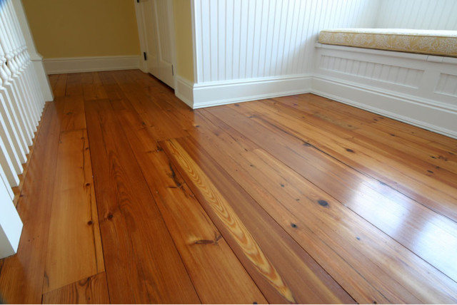 ... - Hardwood Flooring - new york - by Lumber Jane Wide Plank Flooring