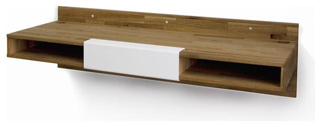Mash Studio's Wall Mounted Desk contemporary-desks