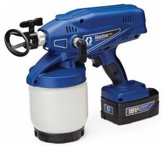 Graco Paint Sprayer. TrueCoat Pro Cordless Paint Sprayer 258864 contemporary-cleaning-supplies