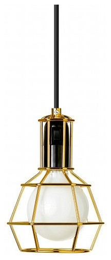 Gold Work Lamp modern pendant lighting