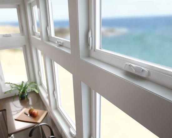 Interior Shots for Window Installs - Milgard Product Catalog