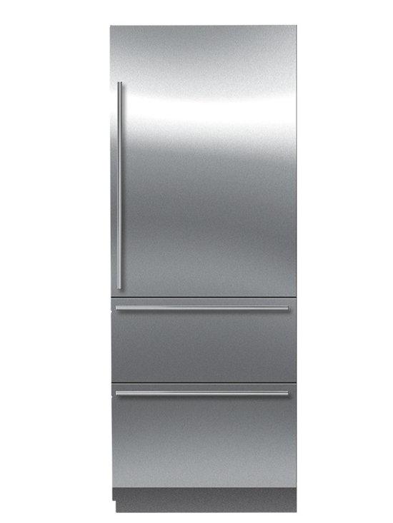 "Sub-Zero 30"" Refrigerator/Freezer Stainless Steel   IT-30CIID -"