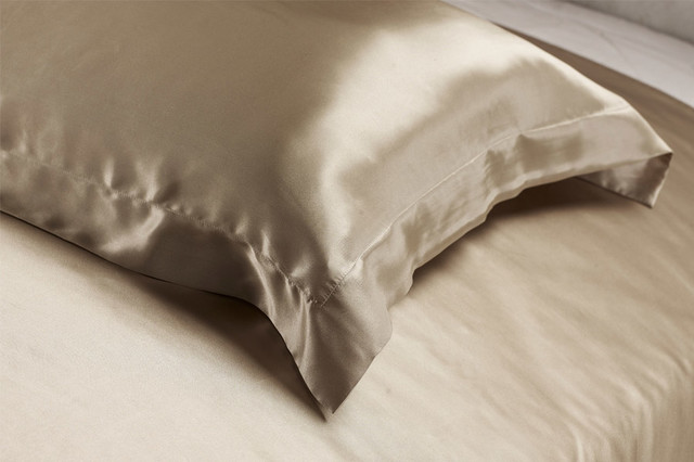 25Momme Silk PillowCase Benefit For Your Hair industrial-pillowcases-and-shams