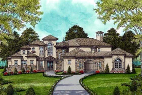 House Plan 413-134