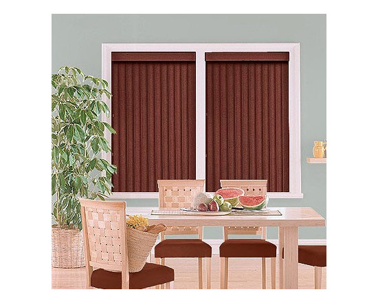 Bali Fabric Vertical Blinds -