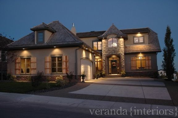Charm in cookie cutter community traditional exterior