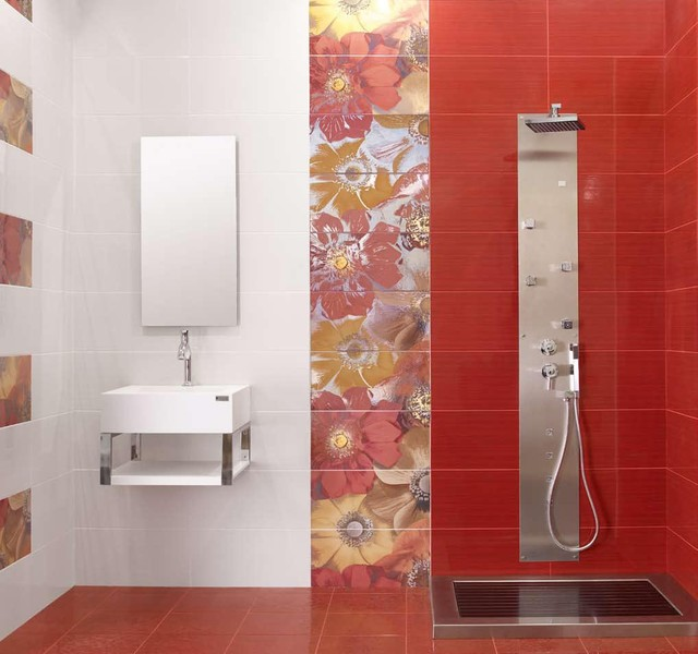 Our newest collection from spain modern tile new for Bathroom tiles spain