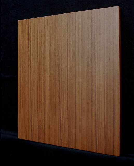 Architectural Veneer Doors- Qtr walnut - Contemporary - Kitchen Cabinetry - other metro - by DIY ...