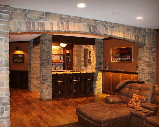 irish pub basement home design ideas pictures remodel and decor