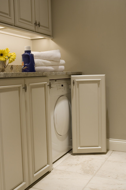 Jenny Rausch, C.K.D traditional laundry room