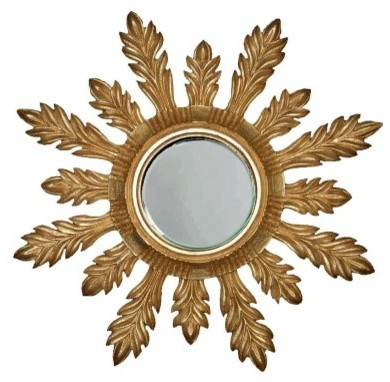 Hickory Manor House Solare Mirror modern-mirrors