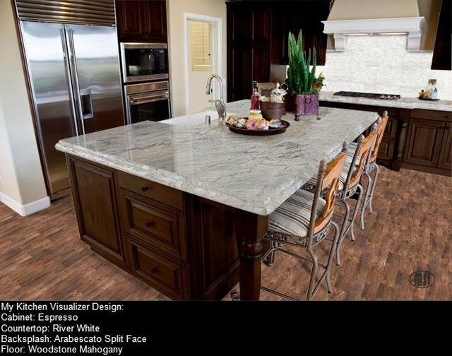 My Kitchen Visualizer Design Cabinet Espresso Countertop