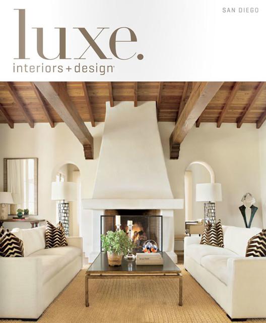 luxe magazine san diego mediterranean kitchen faucets