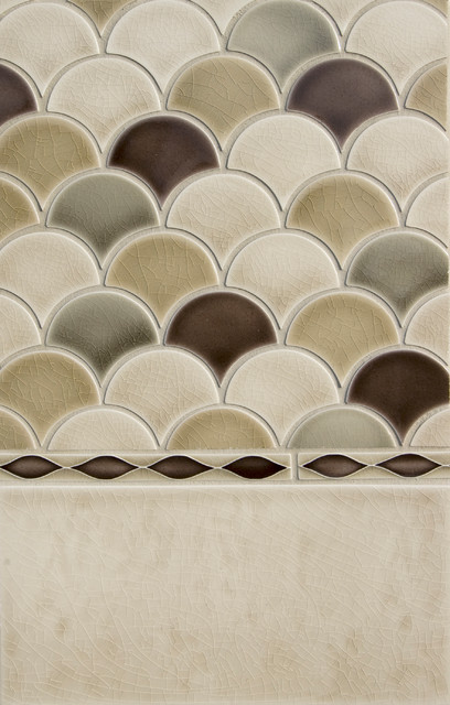 New Releases by Pratt and Larson contemporary-tile