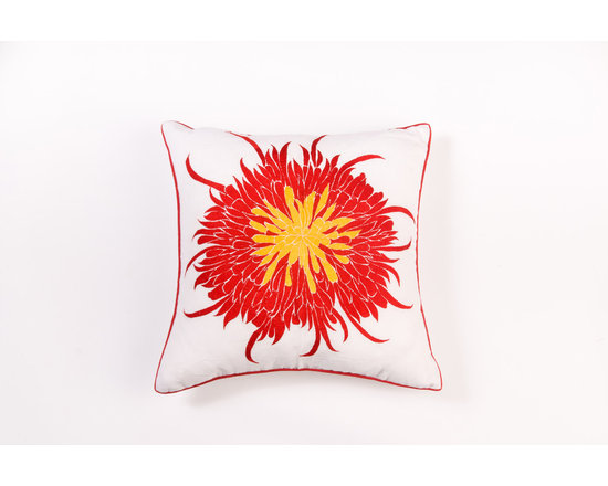 Pillows - For an infusion of style,happiness and smile add this to your sofa, bed or reading nook.
