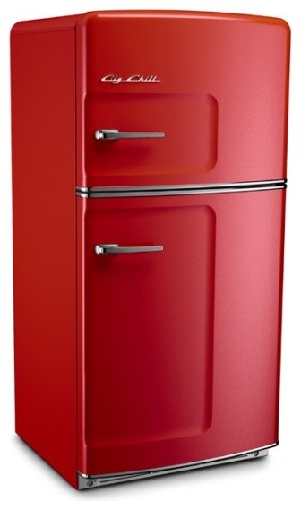 Big Chill Original 20 9 Cu Ft Top Freezer Refrigerator