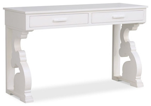 Chloe Console Table traditional-desks-and-hutches