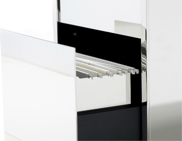 Fold Cabinet Yomei - Modern - Filing Cabinets - miami - by The Collection German Furniture