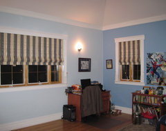 Window Treatments- Custom Fabric Shades (Roman, Austrian, Balloon, Laminated...)