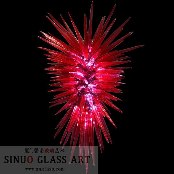 Glass Chandelier-Passion modern-chandeliers