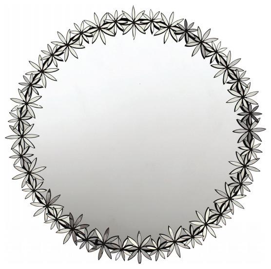 Delanie Round Mirror modern-wall-mirrors