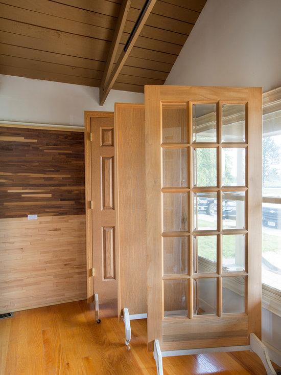 Interior Trim and Doors - JE Evans Photography