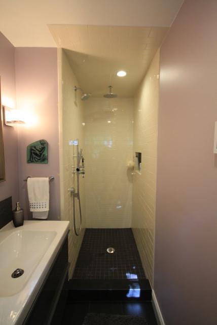 Arlington Remodel contemporary-bathroom