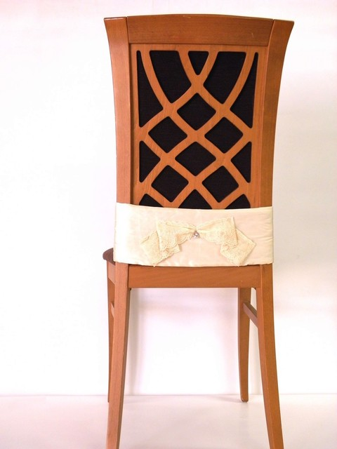 Collection MEMORIES Chair Decoration Sash Eclectic
