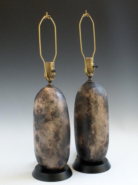 Ceramic Lamps and Lighting -