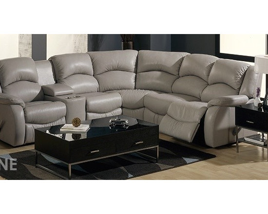 Palliser Dane Home Theater Sofa Sectional -