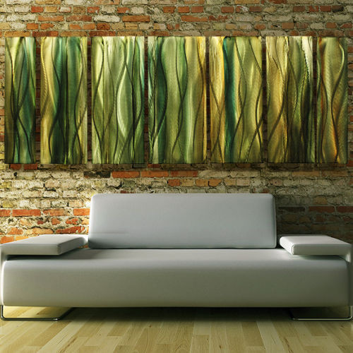 organic art nature inspired fine metal art and wall decor