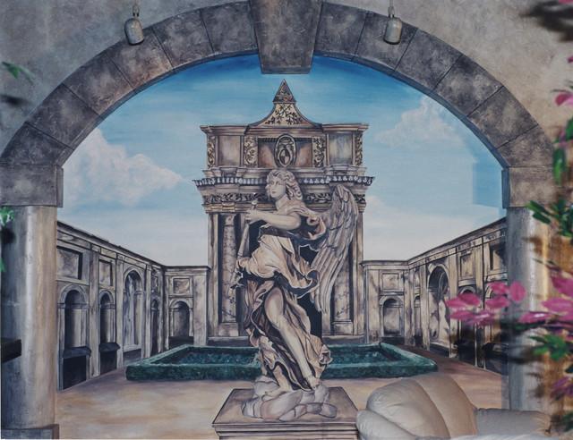 gallery for gt roman murals top roman wallpaper murals wallpapers